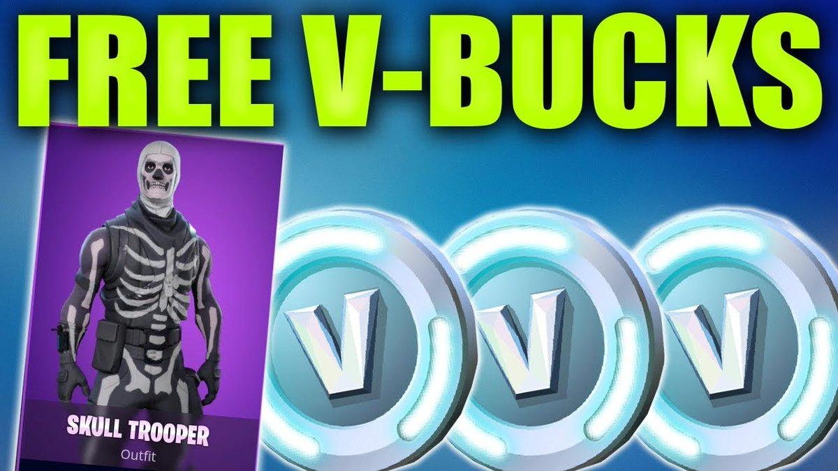 Free V Bucks Generator