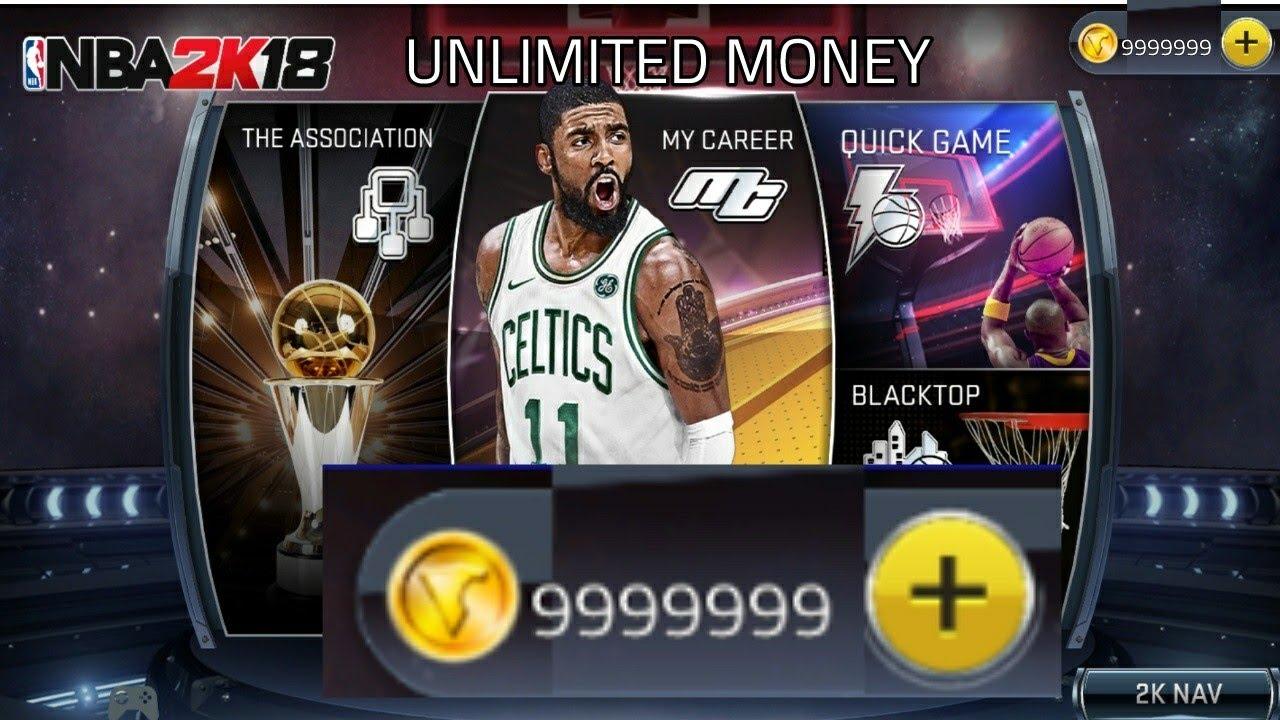NBA 2k18 Hack